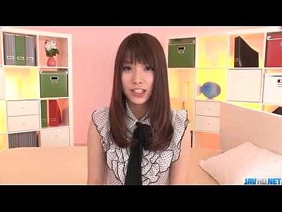 Hinata Tachibana endures two massive dicks - Mo...
