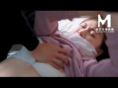 【国产】麻豆传媒作品/MD-0105 痴汉尾随强制性交 0...