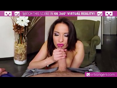 VRBangers.com ANISSA KATE PICKUP BLOWJOB (VR 360)