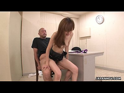 Slender Asian lady gets fucked so hard by her p...