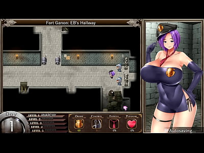 Karryn's Prison [RPG Hentai game] Ep.1 The new ...