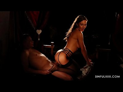 Wife Invites Gorgeous Escort To Turn Dreams int...