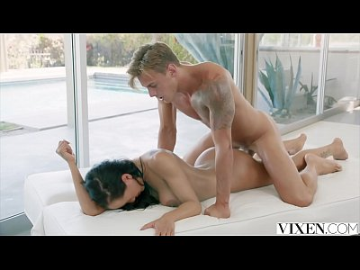 VIXEN Hot and Tight Latina Cheats on Boyfriend