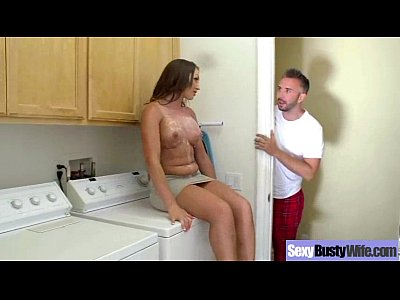 Mature Wife With Round Big Tits Love Sex On Tap...