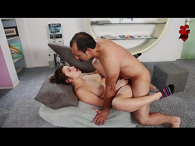 Leah Gotti gives amazing blowjob to the last Mexian