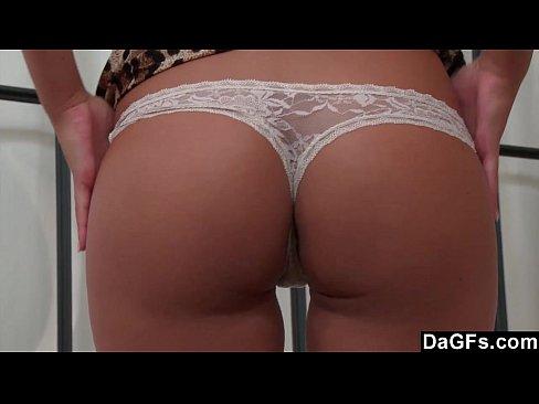 Perfect Brunette Orgasming