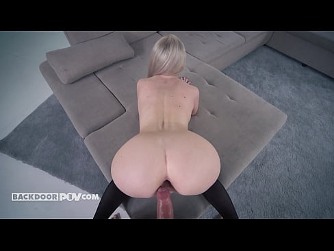 Isabella Clark - Busty blonde MILF rear ended and ravaged