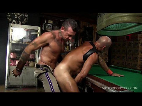 Ray and Travis Tag Team Breed Scott Pierson