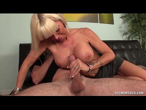See Mom Suck Cumshot Compilation