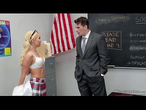 Aaliyah Love Horny Schoolgirl Slut