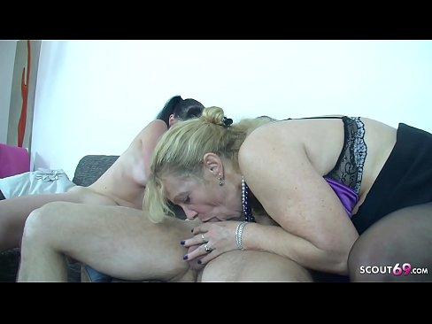 Lara Cumkitten beim ersten Porno Dreh