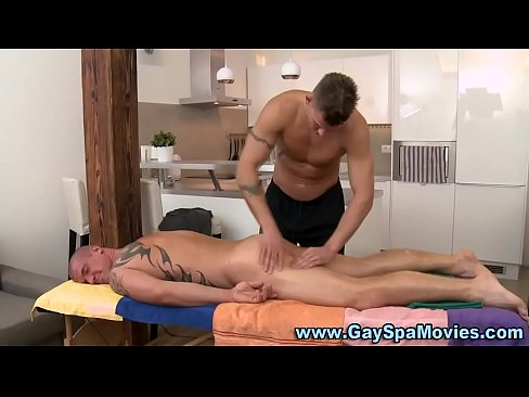 Masseur by hunk straight sucked what excellent