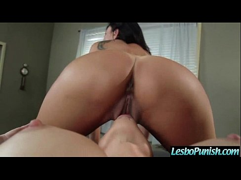 Hot Girl (lezley&monique) And Mean Lez In Punish Sex Act vid-27