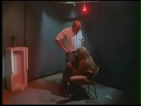 Blonde beaty Katja Kean was made to watch young  Bridgette Kerkove sucking cock and then to be drilled herself by stranger in the basement  of mansion