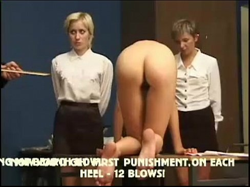 Severe Punishment for Russian Students