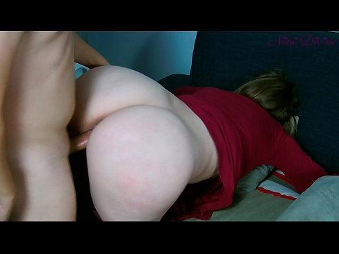 My horny aunt with huge ass wakes me up sucking my cock!