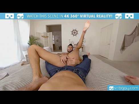 VRBGay.com Mick Stallone Showing off his big sexy cock