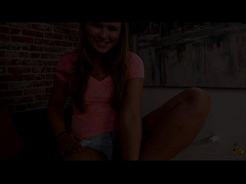 Teen Melissa May Fucks in POV