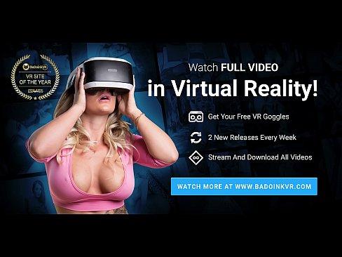cover video Badoink Vr Inte rrogation Penetration For Blon ration For Blondie Fesser Vr Porn