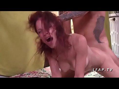 Francaise Maman Blonde Milf