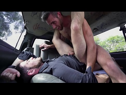 BAIT BUS - Jack Winters Gets His Straight Ass Fucked By Alex Mecum For Fake Cash
