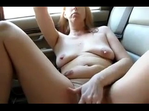 Playing My Pussy The Car