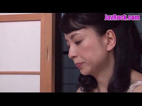 www.JavRock.com - Fabulous Japanese whore in Crazy Stockings, POV JAV movie