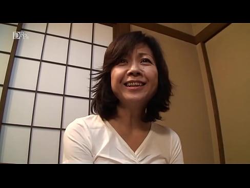 田舎の明るい農村熟女  三和久子 1
