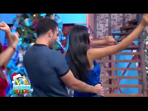 Tania Rincón, Vanessa Claudio y Kristal Silva