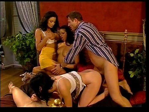 Jirina in L'initiation de Joy scene 2 (The orgy)