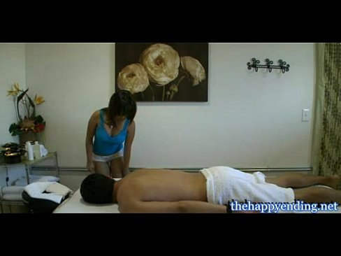 Hidden Cam Massage Parlour