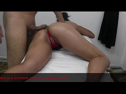 Real Massage Sex in Hidden Camera ! Who's Wife is she? Horny Masseur Fuck her Like a Boss ! Find the Full Video as Xvideos Red Member