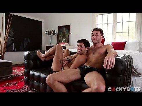 Max Adonis & Ty Mitchell