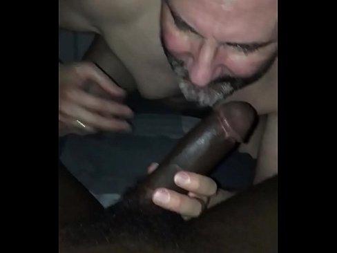 Sucking Big Black Cock Gay