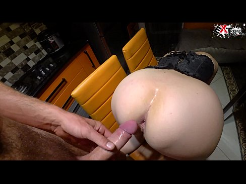 Facefuck and Anal Sex after Play with Butt Plug