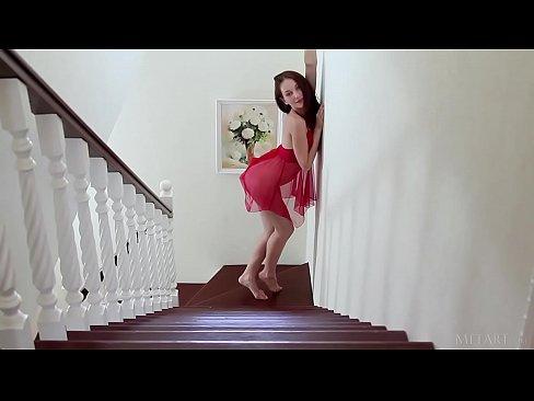 METART - Lady in red - Ledona