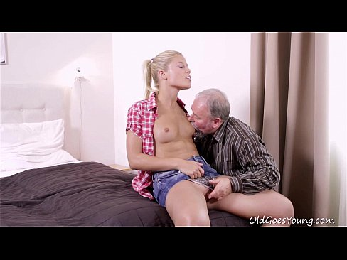 Old man sex real Exclusive Grandpa