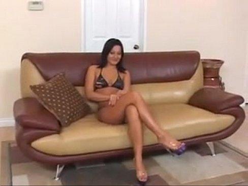 Sandra Romain in 'Great big asses'