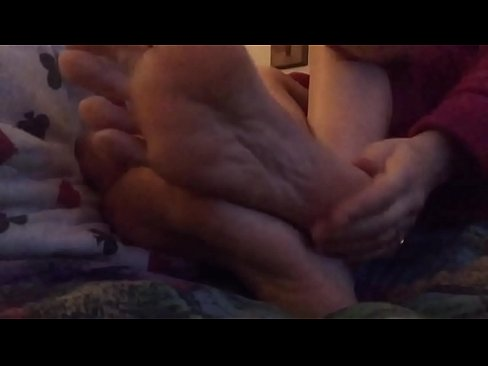 Lotion On Soft Feet - Feet Tease