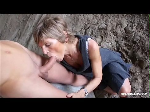 Grandmams just love young cock compilation