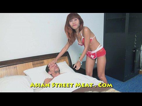 Red Thai Ass Fucking Bimbo Nurse