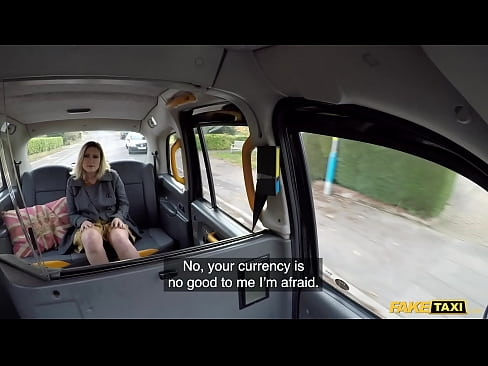 Fake Taxi All Natural American is an expert at rimming the taxi drivers arsehole