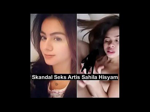 Skandal Seks Artis Sahila Hisyam