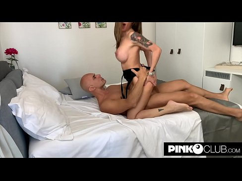 Malena si fa rompere il culo da Christian Clay dopo l'astinenza per il corona virus