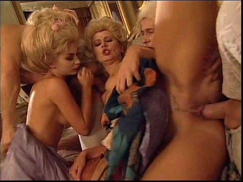Lesbian Anal Strapon Orgy
