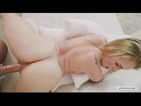 JAY'S POV - Horny Teen Natalie Knight Epic Dick Riding POV