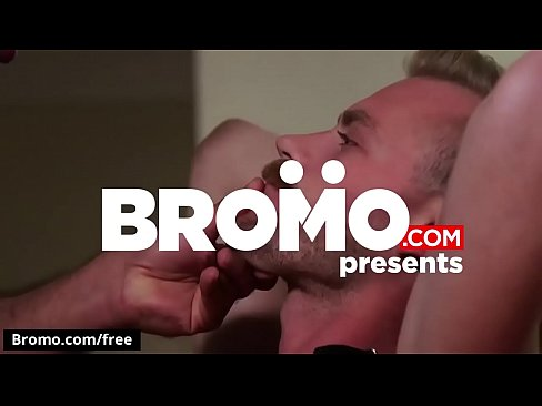 Raw Bonding Scene 1 featuring Hunter Williams and Teddy Torres - Trailer preview - BROMO