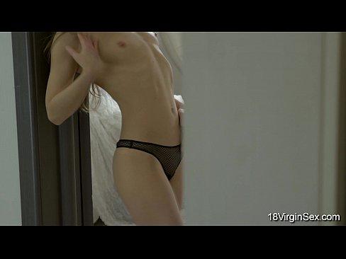 18 Virgin Sex – Jacqueline super hot babe maturates