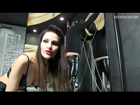 Mesmeratrix - I want to be brutal with your ASS dear Slave