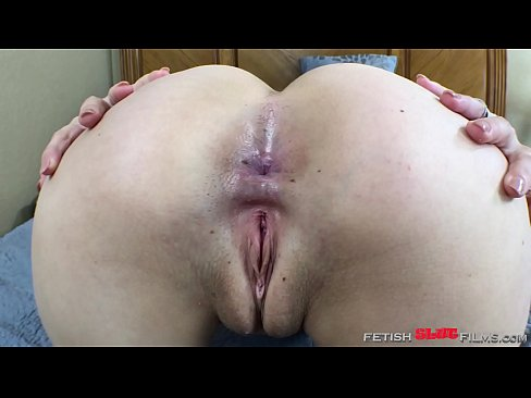 Big Tit Blonde Teen Jade Amber Spreads Her Pussy & Asshole Up Close!